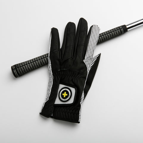 Ladies Vision X Grip Glove Right Hand Black