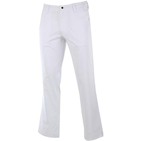 Mens Dwyers & Co Lightweight Tech Pant White