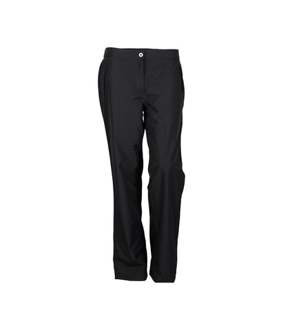Ladies Abacus Dixon Waterproof Pant Navy - Golf Stitch