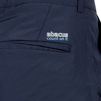 Mens Abacus Nipton Waterproof Pant Midnight Blue - Golf Stitch
