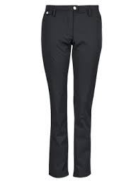 Mens Func Factory Pant Black - Golf Stitch