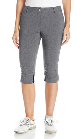 Ladies Cutter & Buck Annika Capri Gray