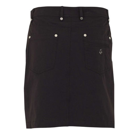 Ladies Green Lamb Terri Skort Black