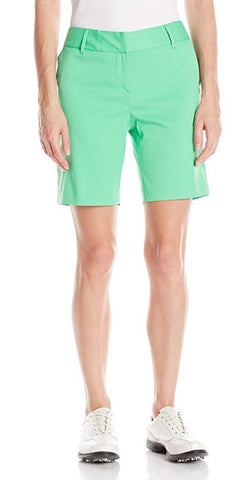 Ladies Cutter & Buck ANNIKA Sage Shorts Green