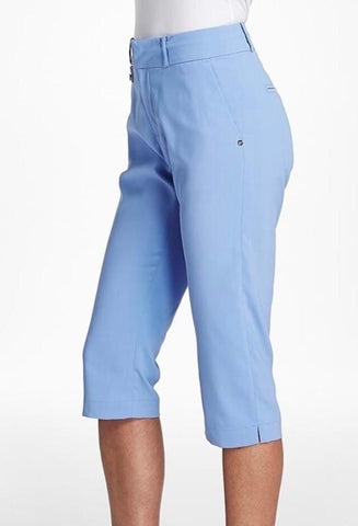 Ladies Cross Amy Capris Dawn Blue