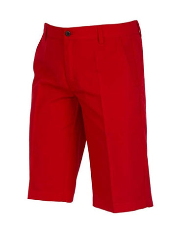 Ladies Abacus Cleek Shorts Red