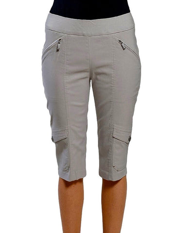 Ladies Jamie Saddock Knee Capri Filament