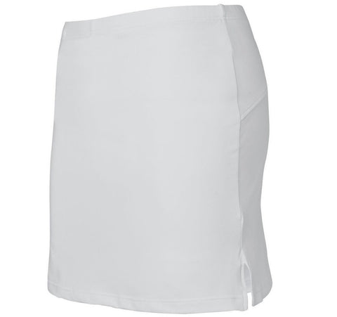 Ladies Abacus Megan Skort White