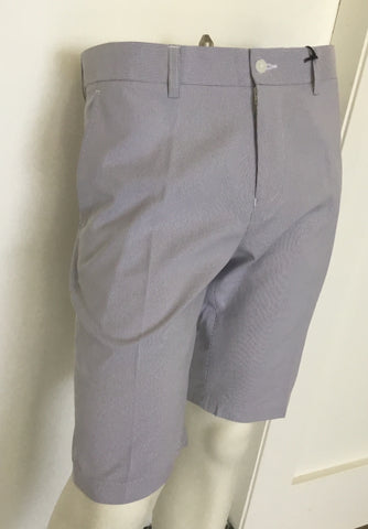 Mens Dwyers & Co Shorts Midnight/White - Golf Stitch