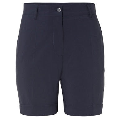 Ladies J.Lindeberg Klara Shorts Navy