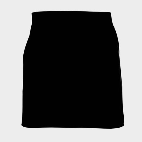 Ladies Red Belly Classic Skort Black