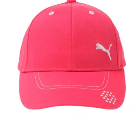 Ladies Puma Performance Cap Coral