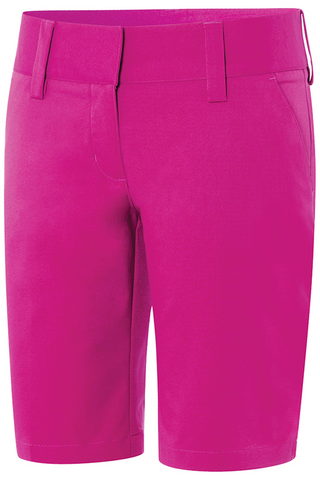 Ladies Cross Classic Shorts Carmine Pink