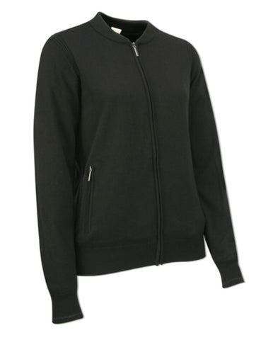 Ladies Ping Alisa Cardigan Black