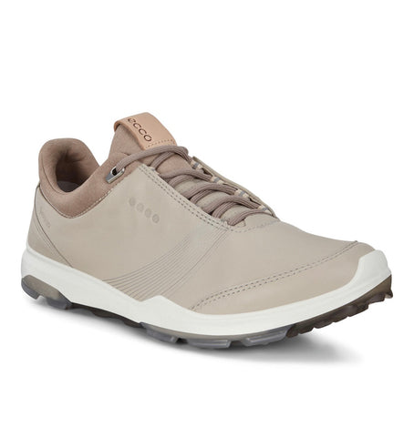 Ladies Ecco Biom Hybrid 3 Golf Shoes Gravel