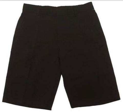 Mens Skechers Half Shot Tech Shorts Black