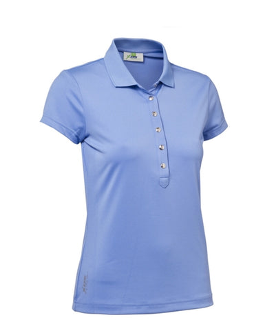 Ladies Daily Sports Mindy Polo Blue Bell