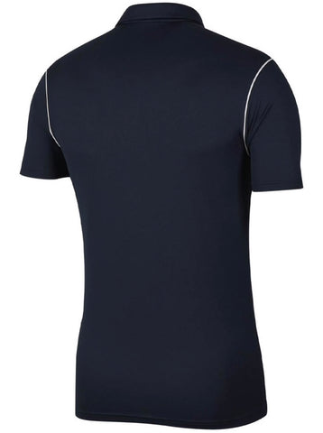 Mens Nike Dry Fit Polo Navy