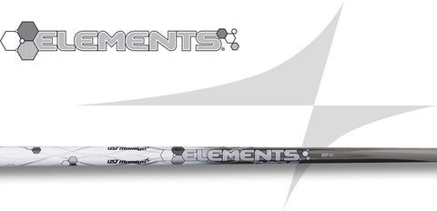 UST Elements Chrome 5F3 Wood Shaft
