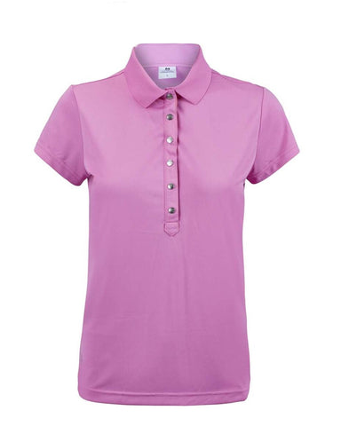 Ladies Daily Sports Mindy Polo Pink