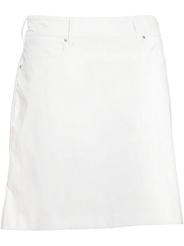 Ladies Abacus Cleek Long Skort - Golf Stitch