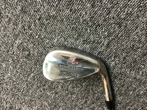 Mens Titleist Vokey 60 Deg Wedge