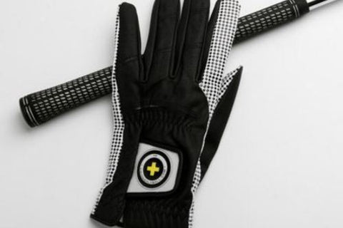 Ladies Vision X Grip Gloves Pair Black