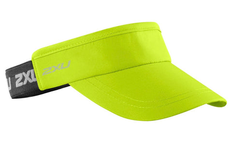 Ladies 2XU Performance Visor Lime