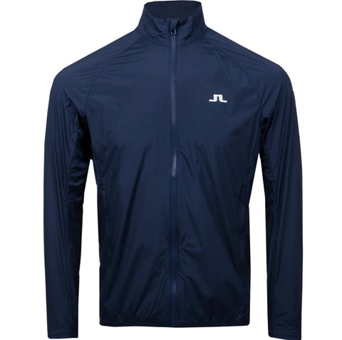 Mens J.Lindeberg Yoko Trusty Wind Jacket Navy