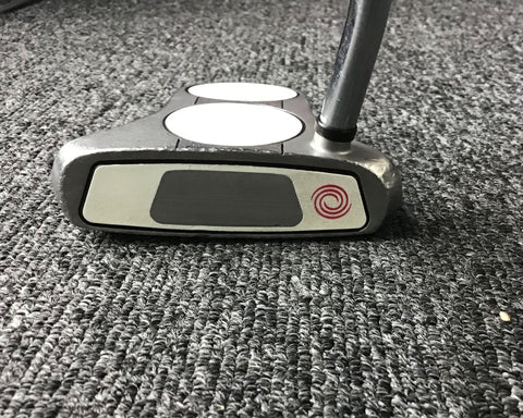 Odyssey 2Ball Putter Pre Hit