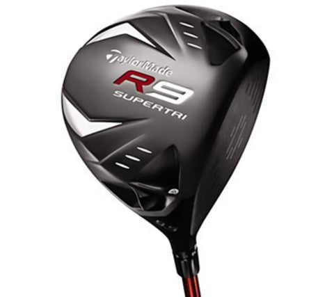 Mens Taylormade R9 Supertri Driver