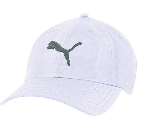 Ladies Puma Performance Cap White