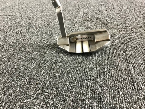 Mens Odessey White Hot 330 Mallet Putter