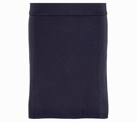 Ladies J.Lindeberg Amelie Jersey Long Skort Navy
