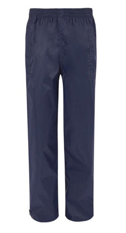Mens Sporte Waterproof Pant Navy