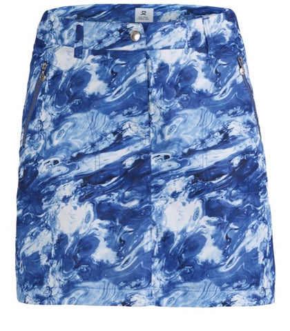 Ladies Daily Sports Oceana Skort Blue