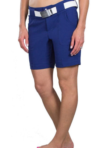Ladies Jofit Shorts Blue