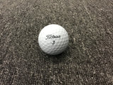 Titleist Tour Soft 12 Pack Pre Hit Golf Balls