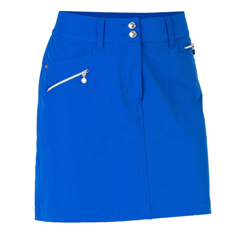 Ladies Daily Sports Miracle Skort Ultra Blue