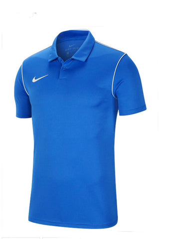 Mens Nike Dry Fit Polo Blue