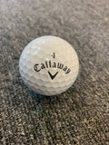 Callaway Mixed Models 24 Pack Pre Hit Golf Balls