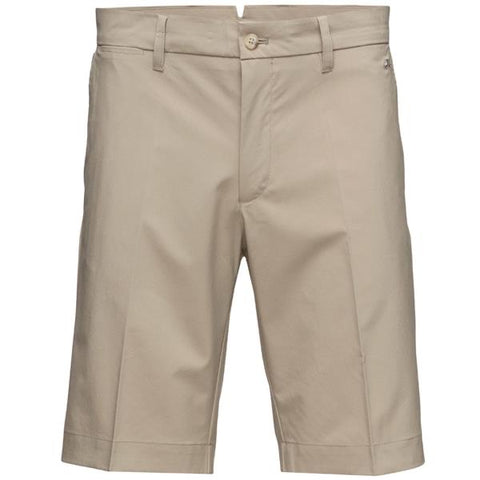 Mens J.Lindeberg Elgy Tech Shorts Beige