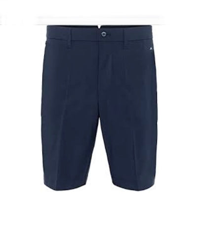 Mens J.Lindeberg Eloy Micro Stretch Shorts Navy