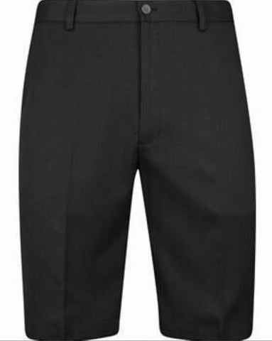 Mens Dwyers & Co Solid Tech Shorts Black