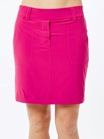 Ladies Cross Amy Skort Dark Raspberry