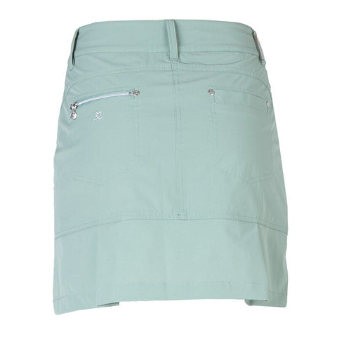 Ladies Daily Sports Miracle Skort (Long) Mist