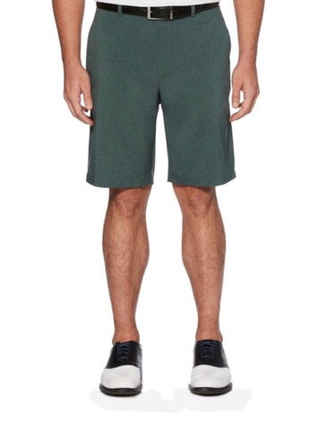 Mens PGA Tour Tech Shorts Scarab Green