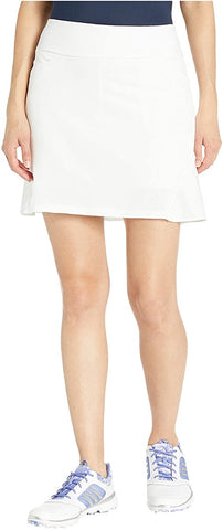 Ladies Adidas Climacool Skort White
