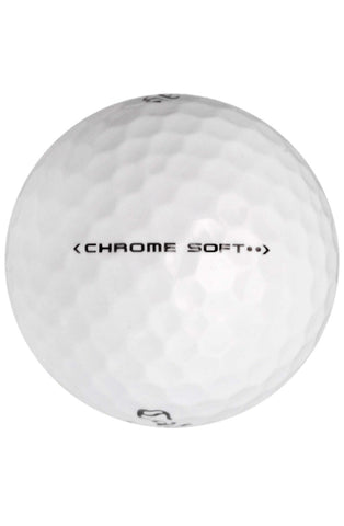 Callaway Chrome Soft 12 Pack Pre Hit Golf Balls