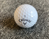 Callaway Super Soft 12 Pack Pre Hit Golf Balls